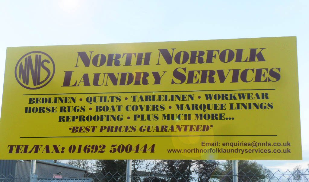 North Norfolk Laundry Services